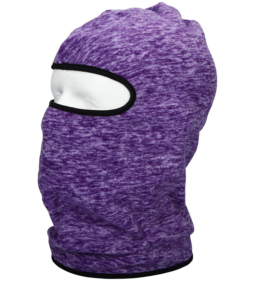 Grey + Navy Blue, 2-PACK HOPESHINE Balaclava Windproof Ski Mask Beanie Thermal Full Face Mask Motorcycle Helmet for Winter Cold Weather for Men Women