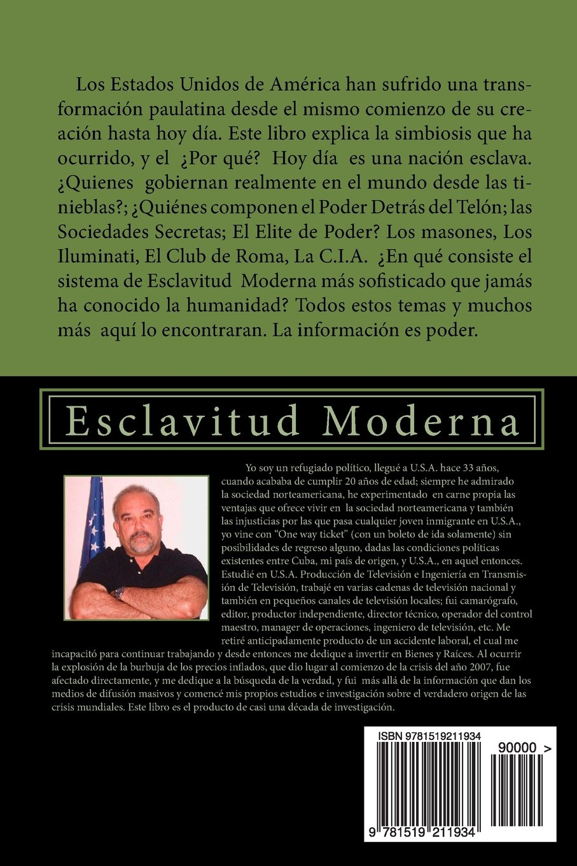 Cronología de una Nación, de Colonia a Esclavitud Moderna: Esclavitud Moderna (Spanish Edition): Yanmaly Alfonso-Ducounge: 9781519211934: Amazon.com: Books