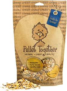 Treats For Chickens Pullet Together Treat, 1-Pound, 13 Oz