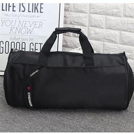 Men Shoulder Bag Gym Bag Athletic Bags Waterproof Travel Duffel Tote Sport Handbag  Fitness Bag 502525 47d3b0833a4b8