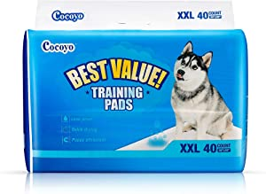 COCOYO Best Value Training Pads