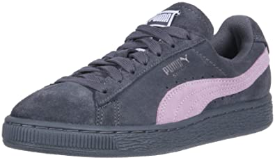 PUMA Women s Suede Classic WN s Sneaker Iron gate-Winsome Orchid ... 39d3a4c13