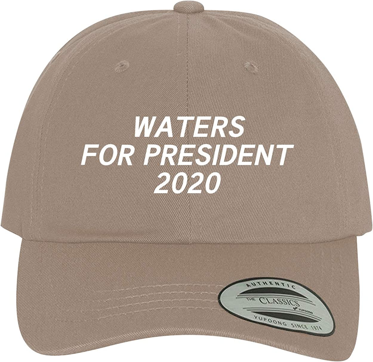 BH Cool Designs Waters for President 2020 - Comfortable Dad Hat Baseball Cap