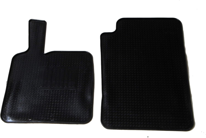 Fußmatten Aus Gummi Passgenau Für Smart For Two Von 1998 Bis 2014 Kompatibilität 450 451 Auto