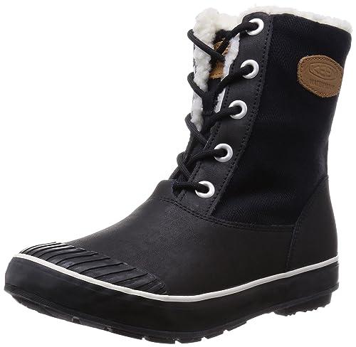 botas para frio y nieve mujer