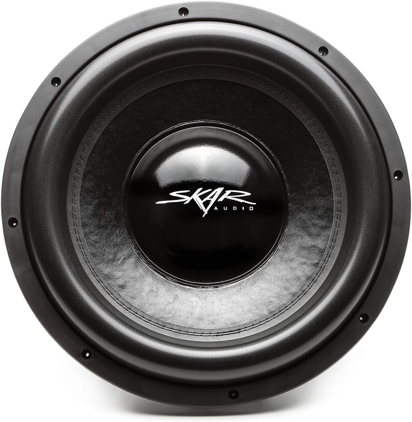 Skar Audio EVL-12 D2 12 2500 Watt Max Power Dual 2 Ohm Car Subwoofer