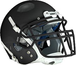 6eae7eaf Amazon.com : Schutt Adult Vengeance Z10 w/attached Titanium Facemask ...