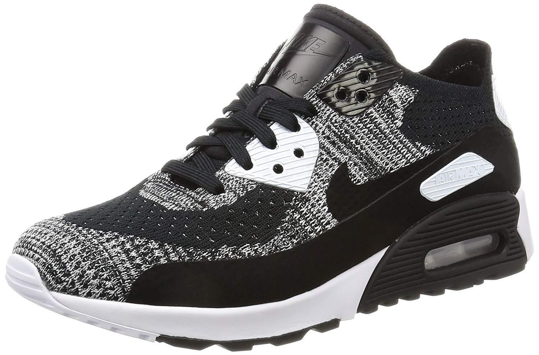 the best attitude e921c d43cc Galleon - Nike Women s Air Max 90 Ultra 2.0 Flyknit Casual Shoe (8)