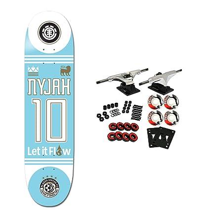e3667c1d5c89d Amazon.com : Element Skateboards Compete Nyjah Blazed 8.0