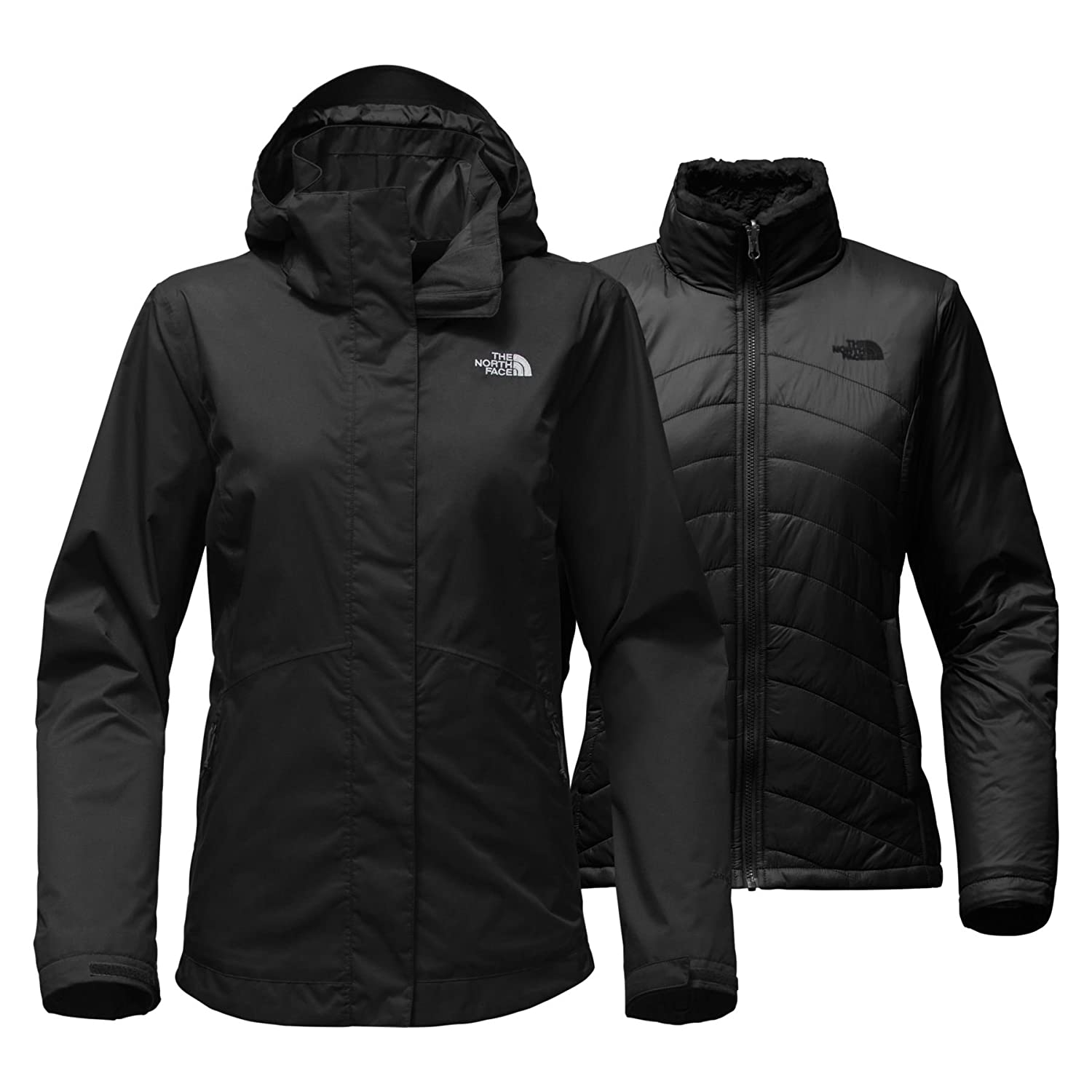 The North Face Womens Mossbud Swirl Triclimate Jacket