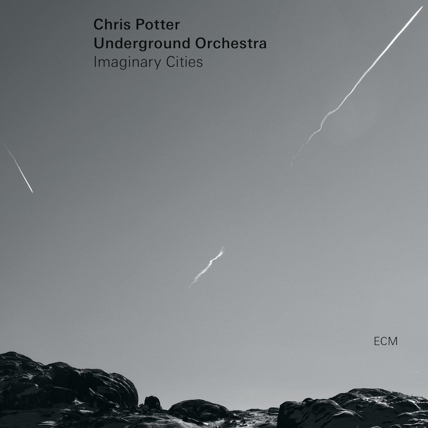 Vinilo : Imaginary Cities - Chris Potter Orchestra (2PC)