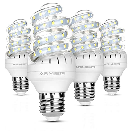Light Bombillas LED E27 20 W(Equivale de 150Vatios) , Blanco Cálido