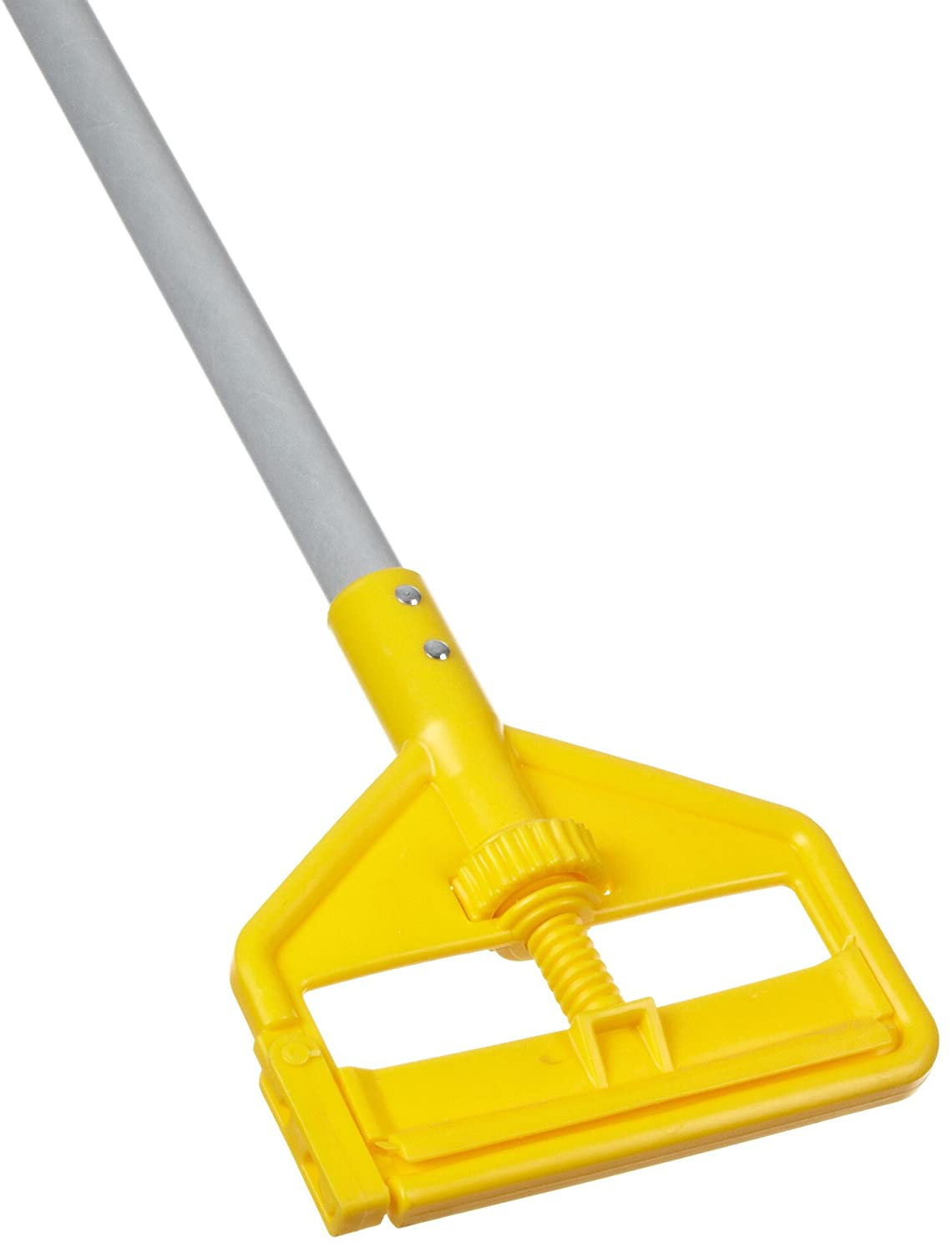 Rubbermaid Commercial Products Invader Side Gate Wet Mop Handle, 54-Inch, FGH145000000