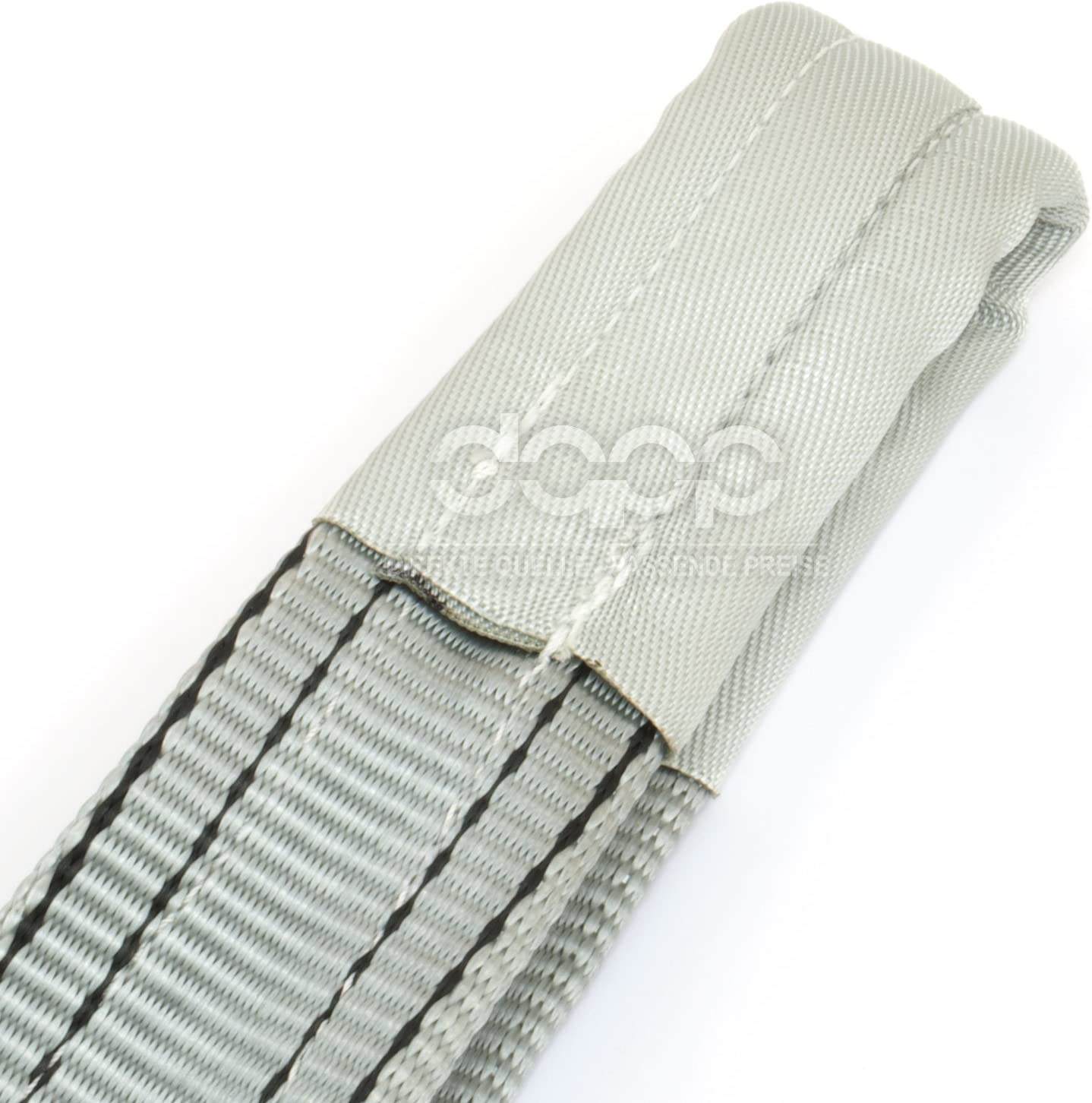 2 pc//s 4000kg cargo sling strap 5m 4 T