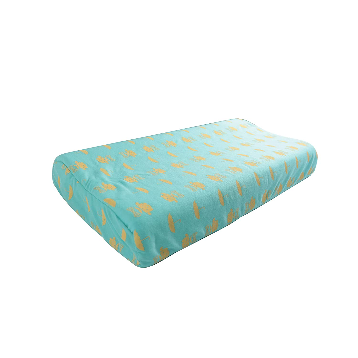 Speedy Harmony Latex Pillow 100/% Latex Bouncy Toddler//Child Pillow Designed for Toddlers Anatomy for Neck Pain Anti-mite Hypoallergenic 100/% Best Grade Thai Latex Blue Adjustable Pillow Height