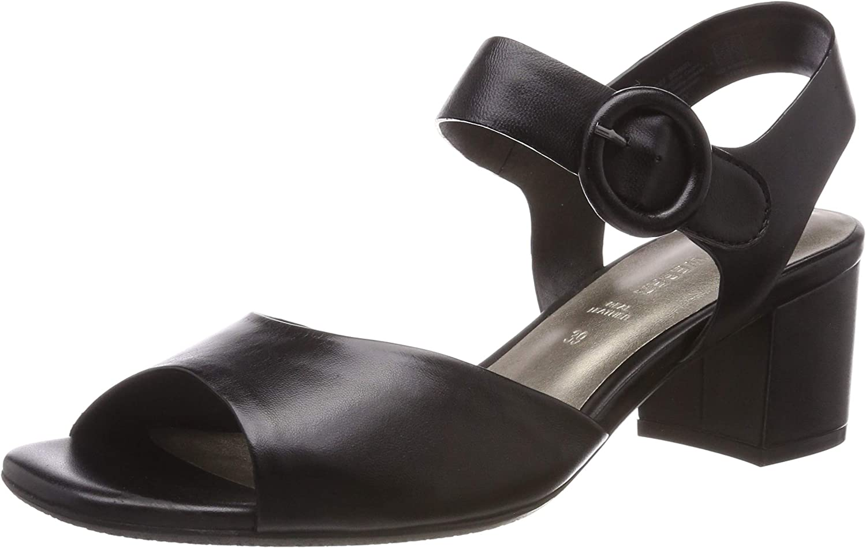 Gerry Weber Faro 01 Women Damen  Freizeit Sandalen Pumps black G74301-90-100