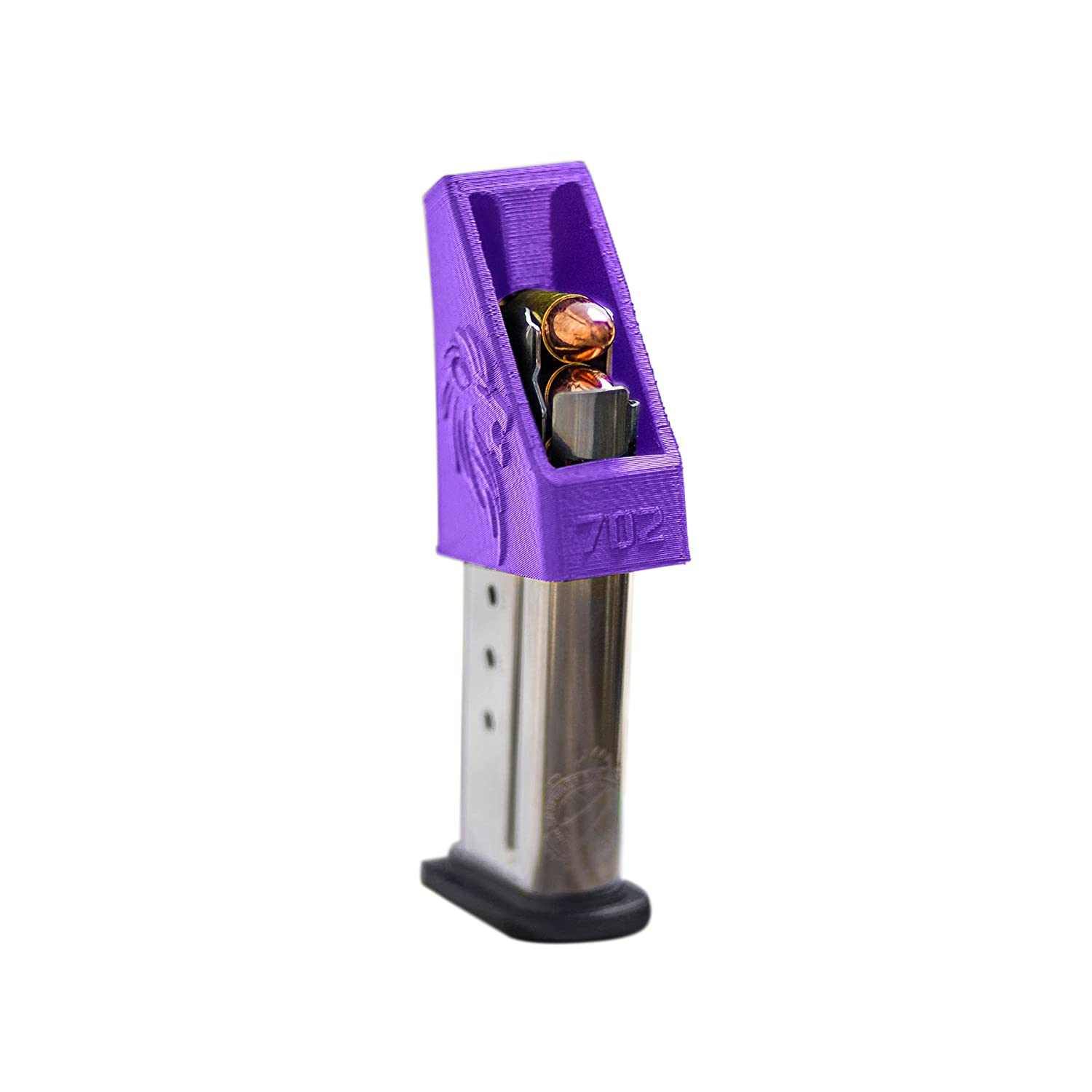 Smith & Wesson M&P Shield 9MM Magazine Loader by RAE Industries RAE-702-S&W (Purple)