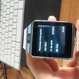 AlbitaStore DZ09 Smart Watch / Reloj inteligente DZ09 ...