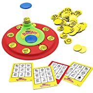YOFIT Alphabet Letter Bingo Game, Bingo Match Game Set for Pre-Readers and Early Readers Age 4 and up