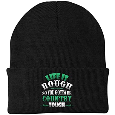 80496fc033224 Country Tough Hat