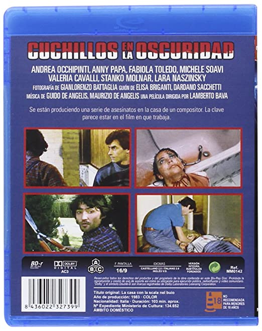 Amazon.com: Cuchillos en la oscuridad: Movies & TV