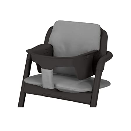 CYBEX LEMO 4-in-1 High Chair, Standard, Infinity Black