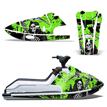 Amazon Com Kawasaki X2 Jf650 1986 1995 Decal Graphic Kit Jet Ski