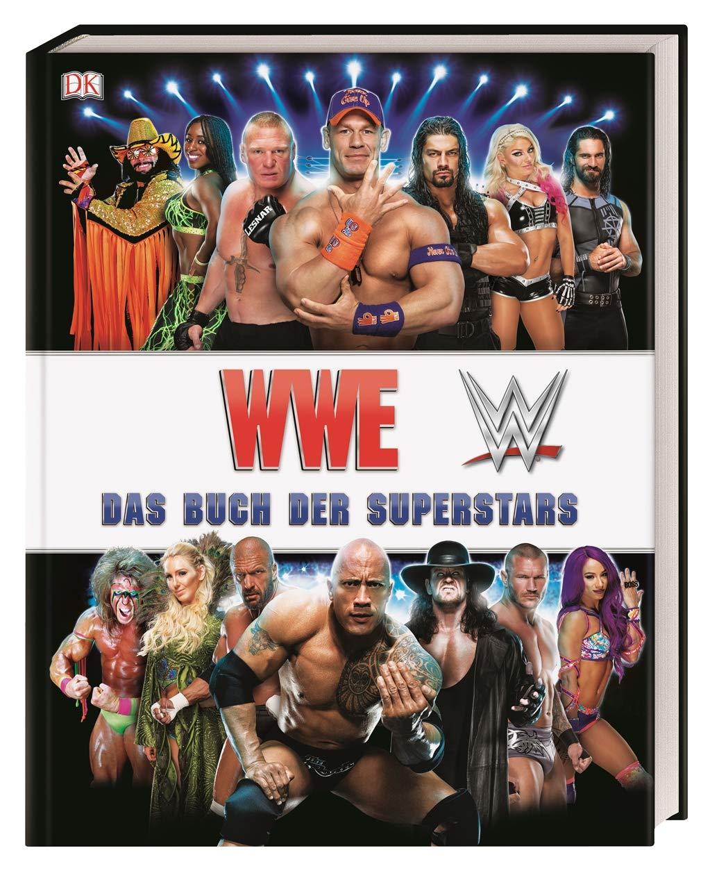 WWE Das Buch der Superstars: Amazon.es: Black, Jake: Libros en idiomas extranjeros