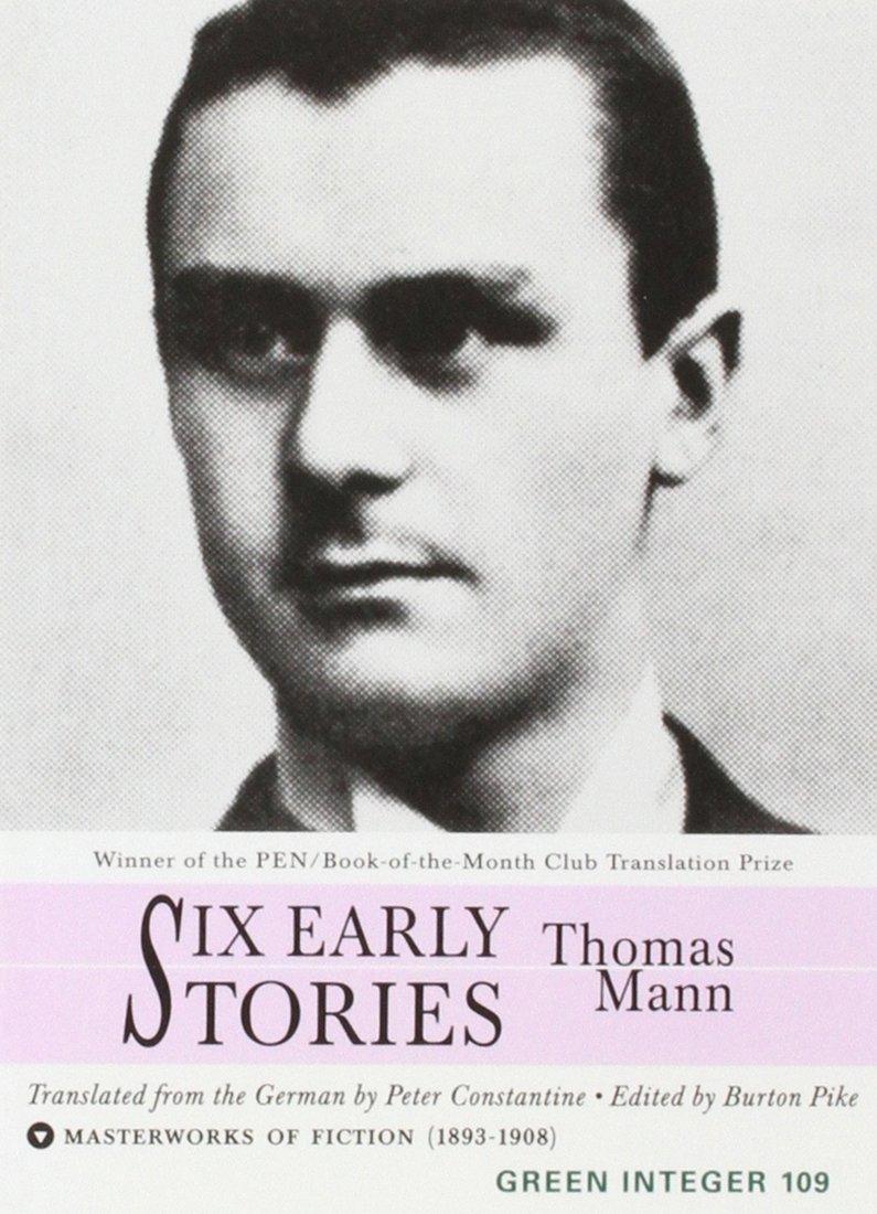 Six Early Stories (Green Integer) pdf epub