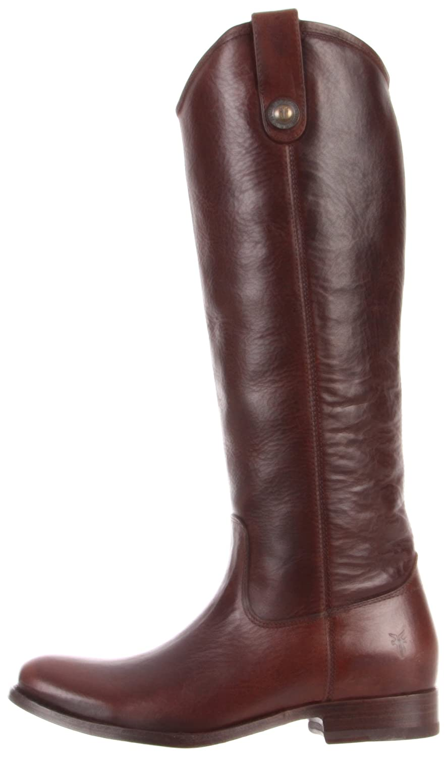 ec25ee7a282 Frye Women s Melissa Button Boot Dark Brown Riding Boot 77167 6 UK   Amazon.co.uk  Shoes   Bags