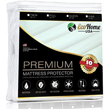 Amazon Com Saferest Queen Size Premium Hypoallergenic