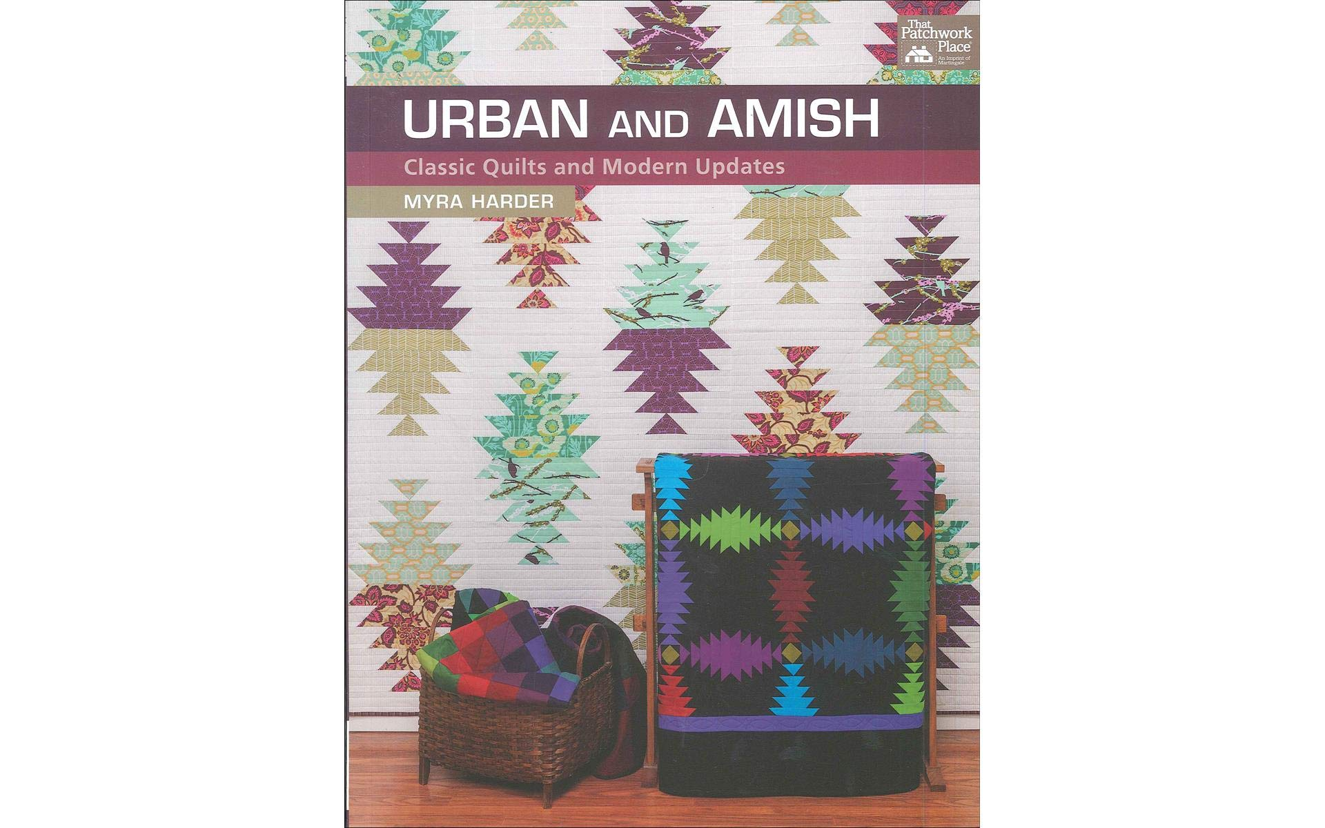 That Patchwork Place TPP Urban and Amish Bk