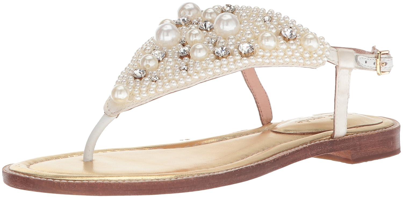 8e2e3fc336c1 Amazon.com  Kate Spade New York Women s SAMA Flat Sandal  Shoes