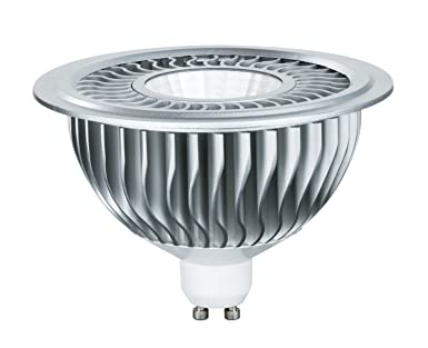 Paulmann  w gu led bulb u led bulbs aluminium a