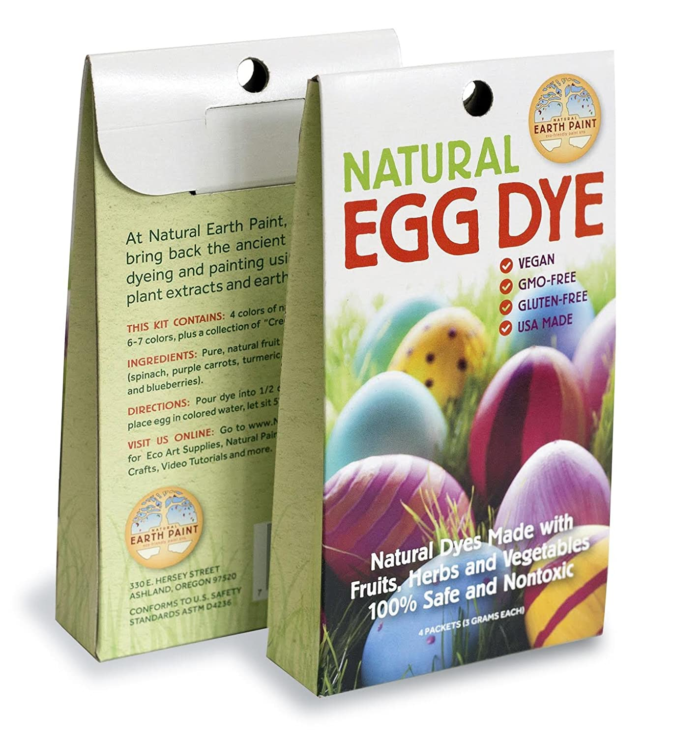 Natural Easter Egg kit