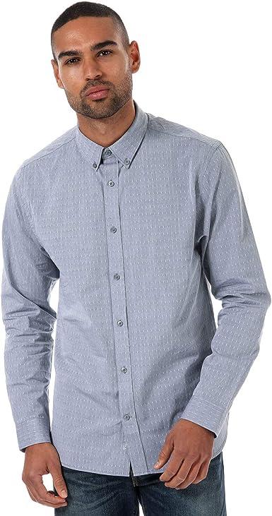 Ben Sherman - Camisa Formal - para Hombre: Amazon.es: Ropa y accesorios