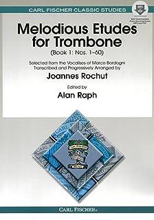 9175 j b arban complete method trombone euphonium joseph o1594x melodious etudes for trombone book 1 nos 1 60 fandeluxe Image collections