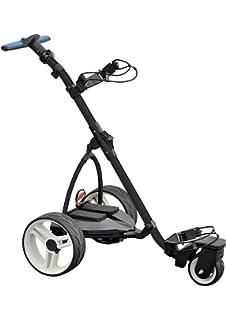 Powerfly Golf Cart Trolley Eléctrico Carro Plegable - Portabebidas Bolsa de Viajes Titular de la…