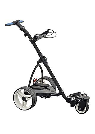 Powerfly Golf Cart Trolley Eléctrico Carro Plegable - Portabebidas Bolsa de Viajes Titular de la Tarjeta de Puntuación: Amazon.es: Deportes y aire libre