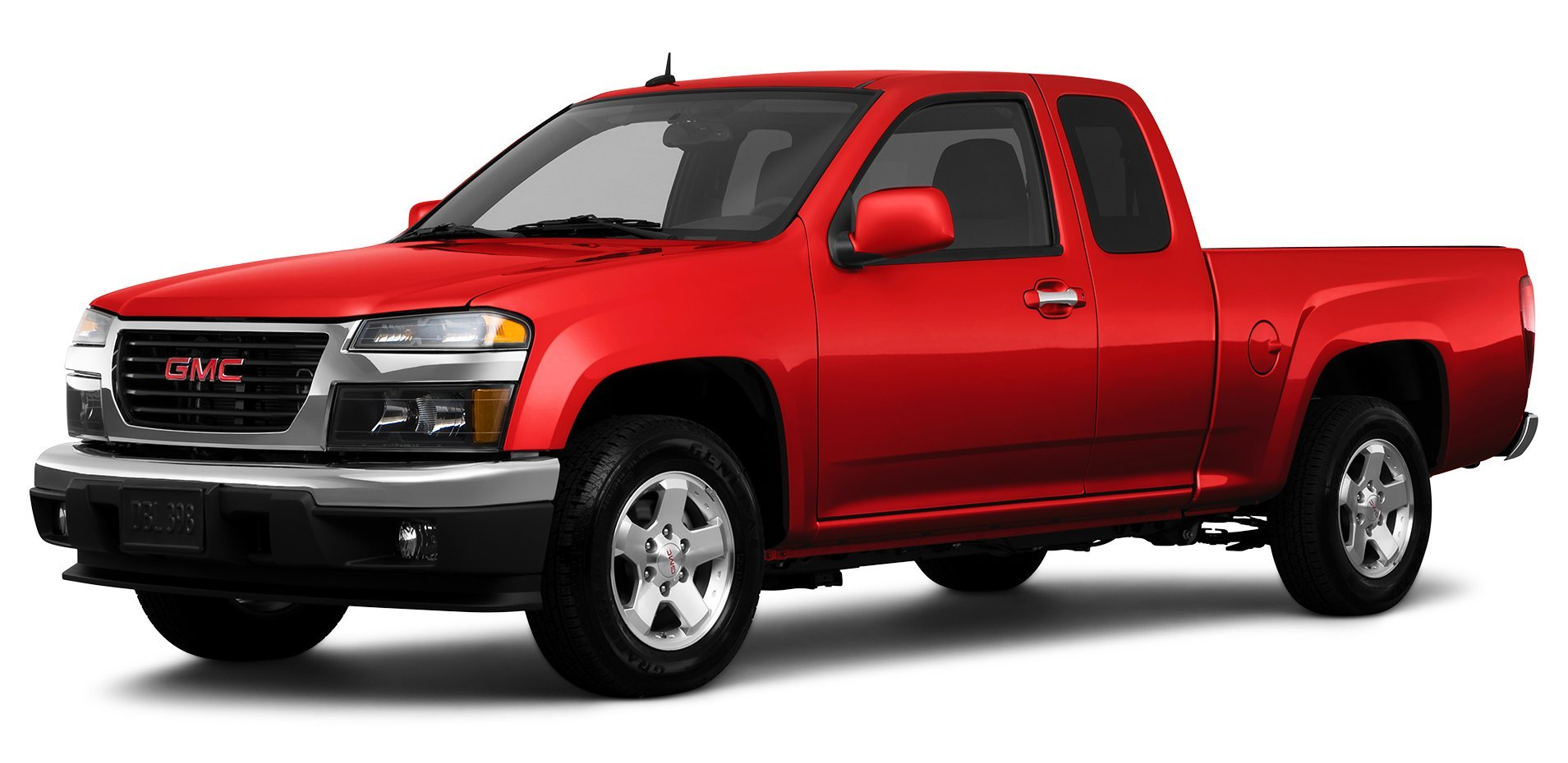 """... 2010 GMC Canyon SLE1, 2-Wheel Drive Extended Cab 125.9"""" ..."""