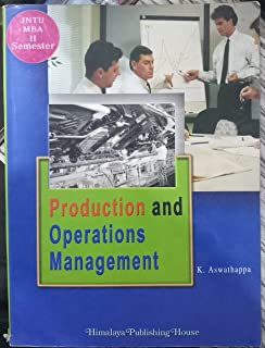 Kanishka Bedi Production Operations Management Pdf