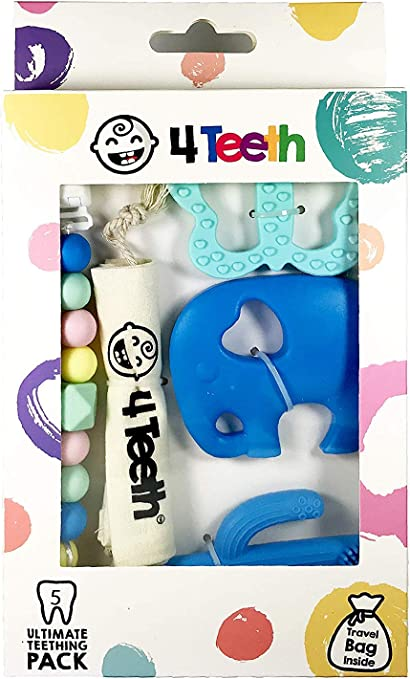 Longsw Soft Silicone Cartoon Monkey Toddler Molar Teeth Pain Relief Tool Kids Teether Educational Toy Baby Shower Gift