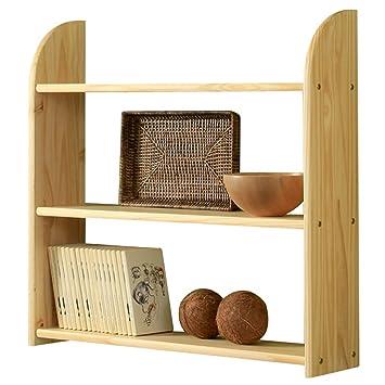etagere murale 3 tablettes. Black Bedroom Furniture Sets. Home Design Ideas