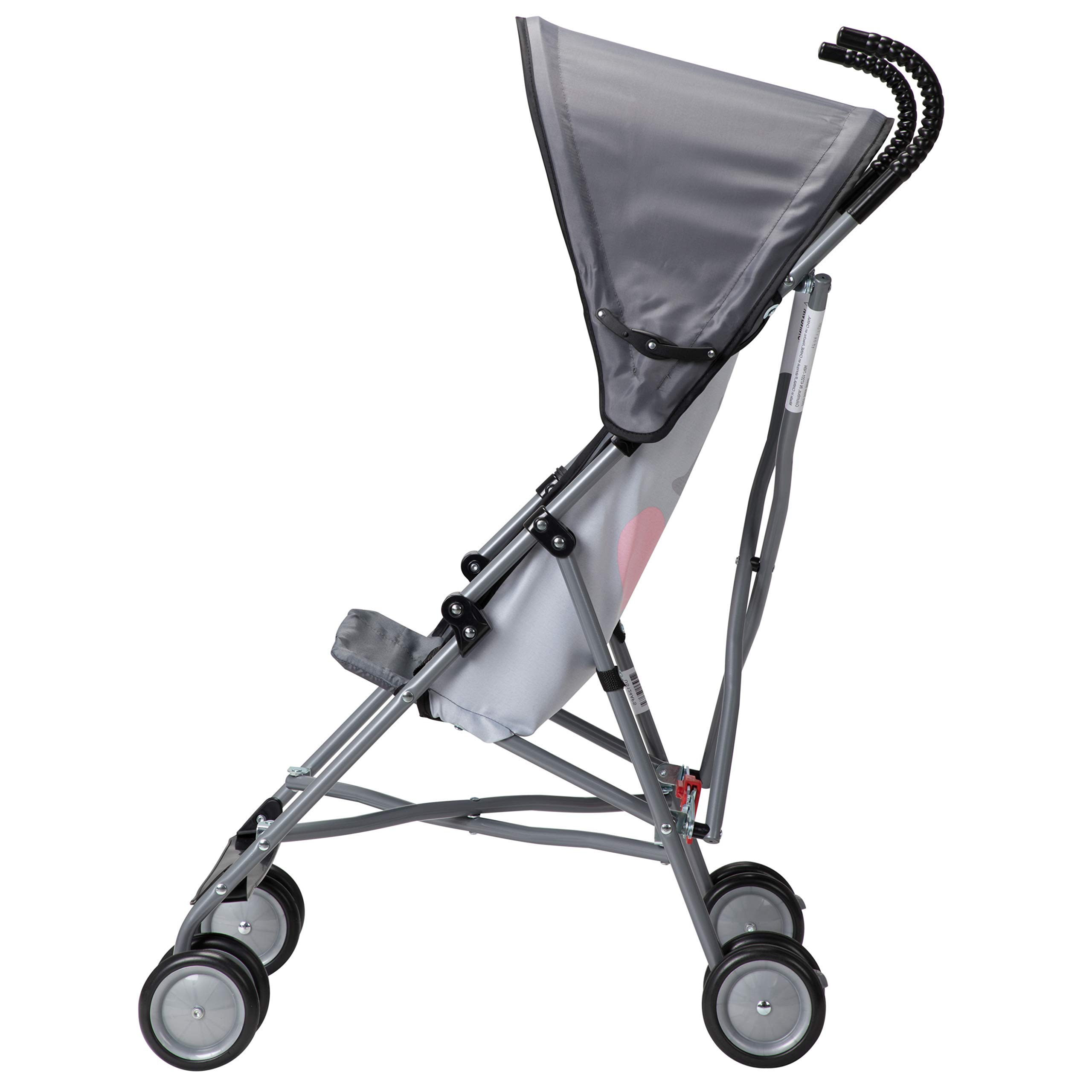 Disney Umbrella Stroller with Canopy, I Heart Mickey by Disney (Image #6)