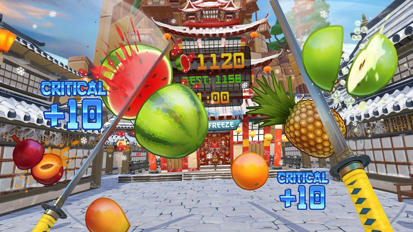 Amazon.com: Fruit Ninja VR [Instant Access]: Video Games