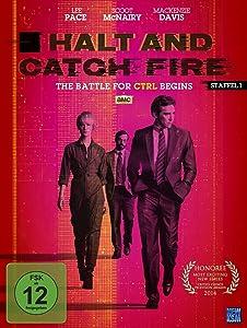 Halt and Catch Fire - Staffel 1 (Episode 1-10 im 4 Disc Set) [DVD]