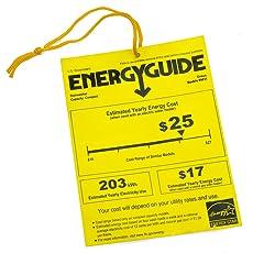 Ensue Portable Dishwasher Energy Star certified