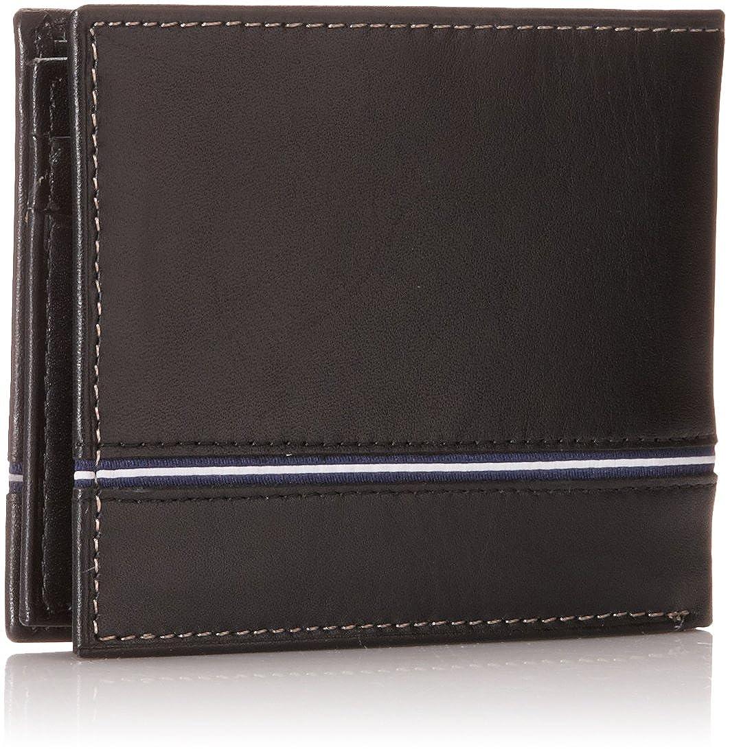 Nautica Mens Multi-Card Passcase Wallet