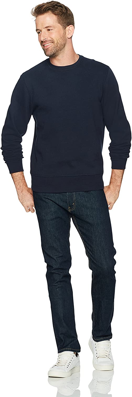 Essentials Felpa Uomo Patterened Crewneck Fleece Sweatshirt