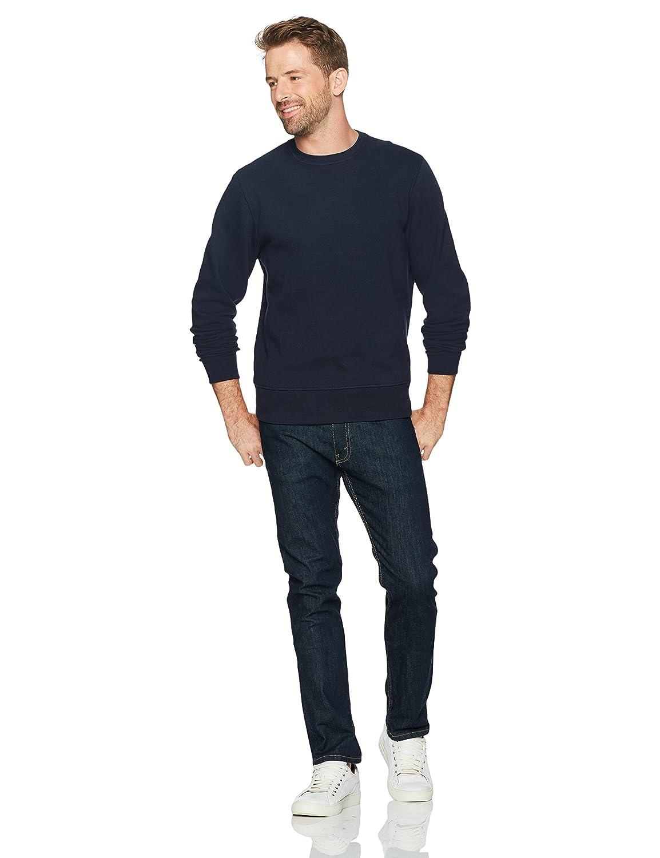 Essentials Crewneck Fleece Sweatshirt Hombre